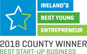 Ireland's Best Young Entrepreneur - 2018 County Winner - Best Start-Up Business