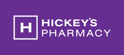 Hickeys Pharmacy Logo - Occupop Customer