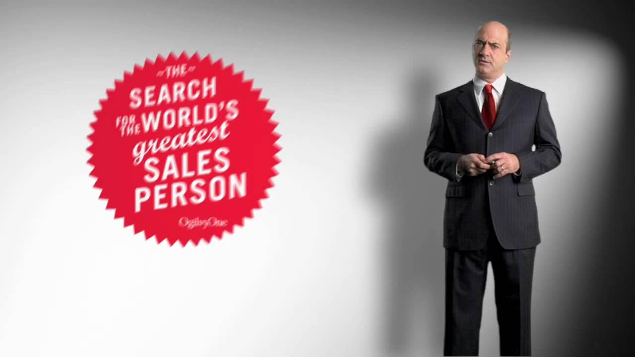 Ogilvy: The World's Greatest Salesperson