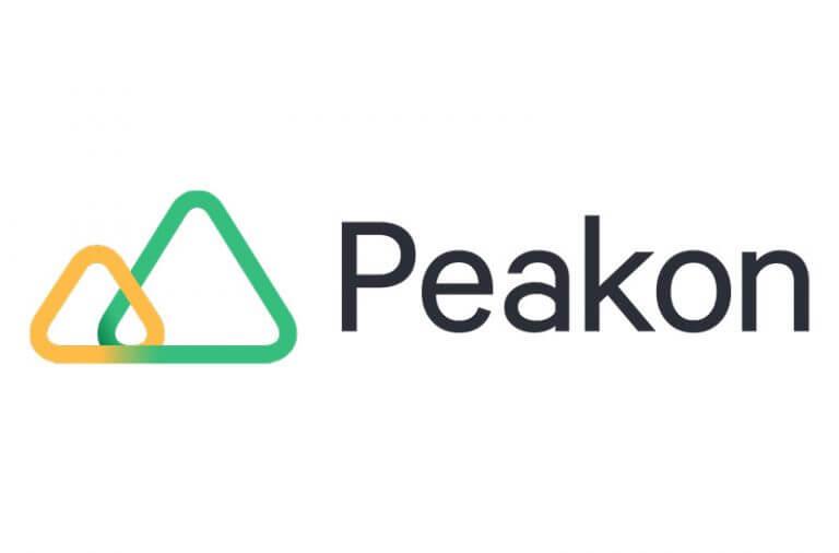Peakon Logo - Top 4 HR software solutions