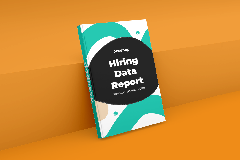 Hiring Data Report | Jan - Aug 2020