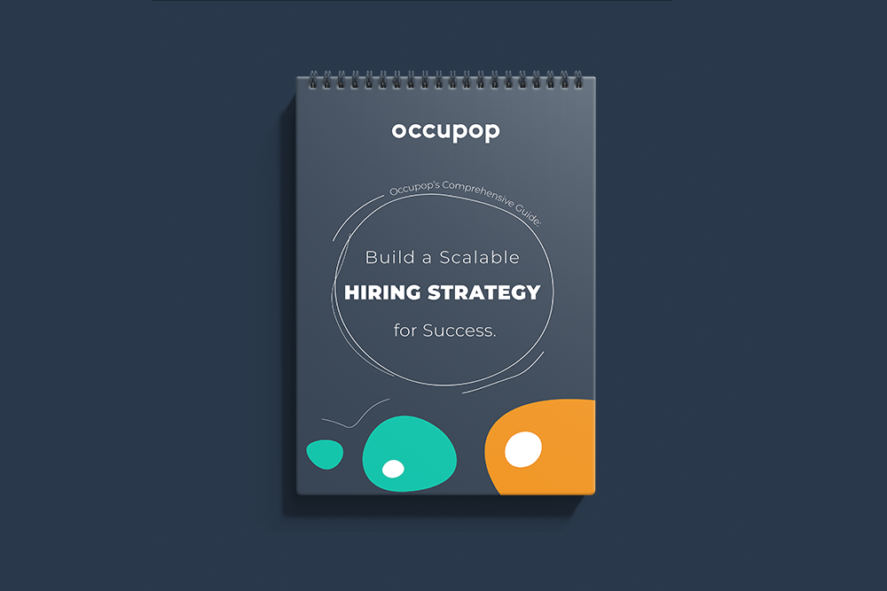 Download Guide: Build a Scalable Hiring Strategy for Success