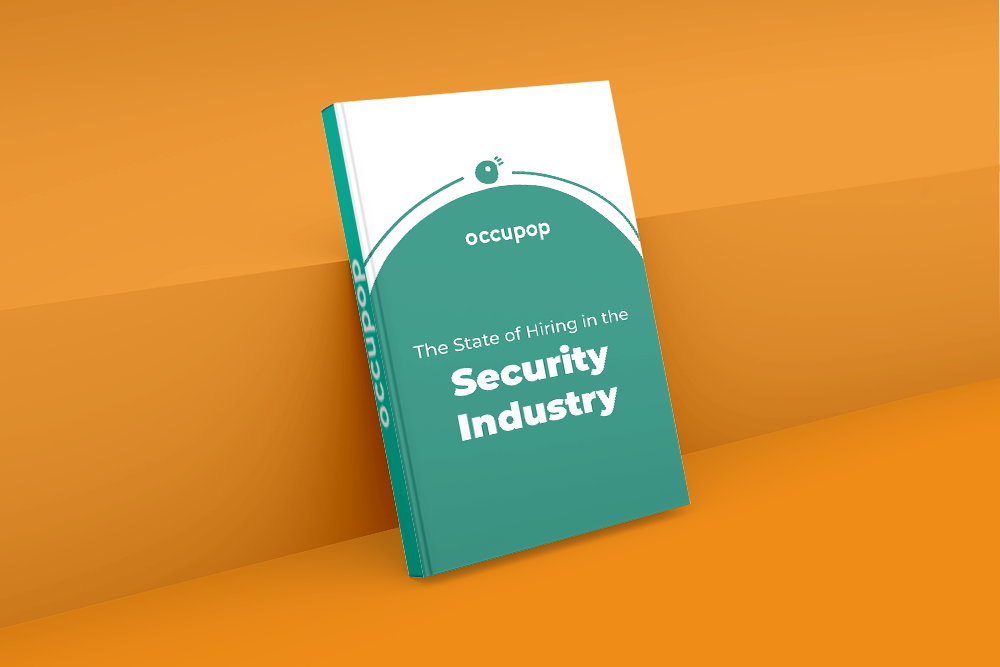 The State of Hiring in the Security Industry | Hiring Data Report 2020