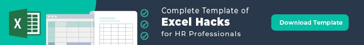 Excel Hacks for HR Professionals
