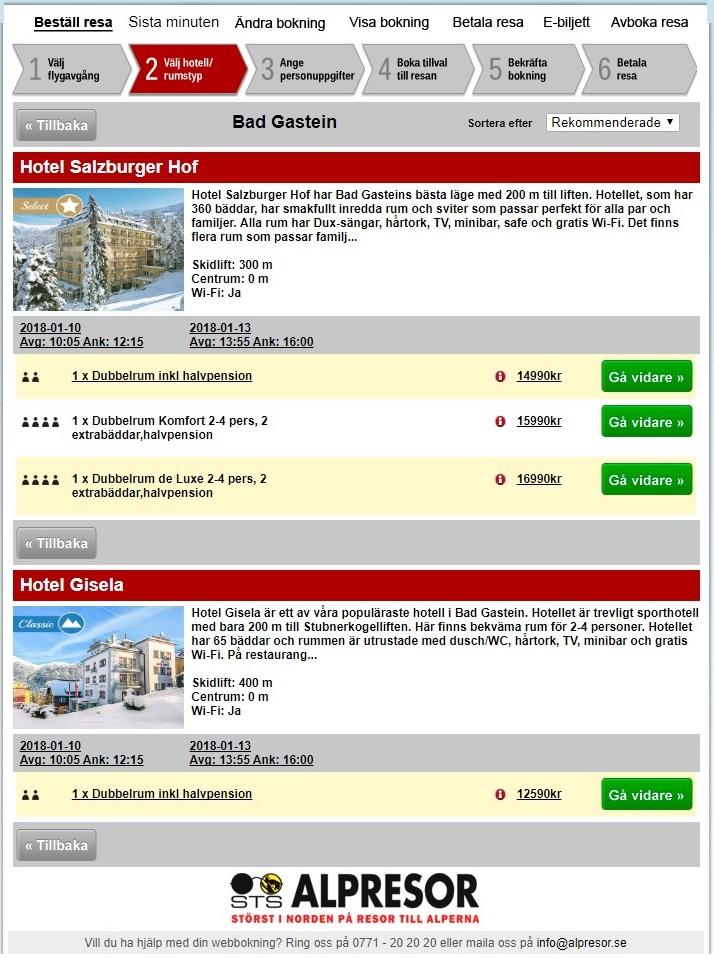 TravelBook Charter