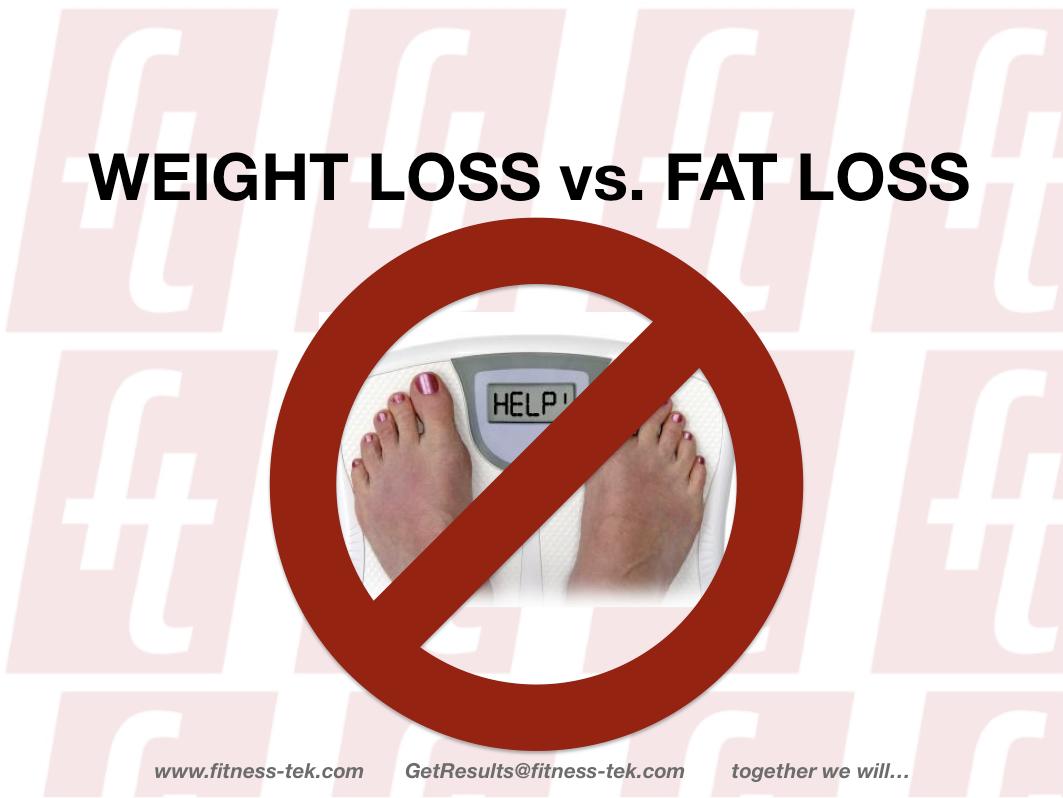 fat-loss-with-Fitness-Tek-personal-training-studio