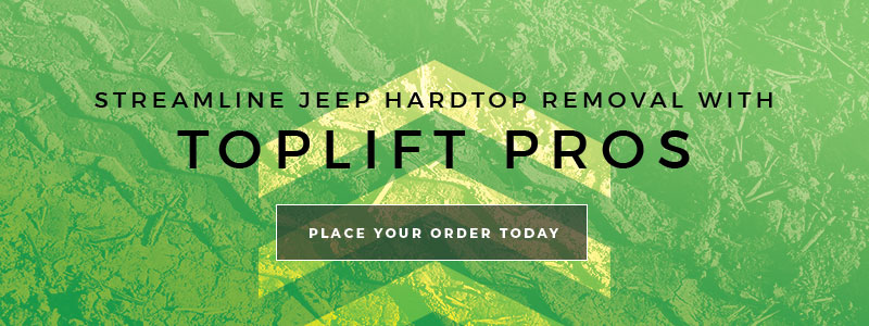 Place order for Toplift pros