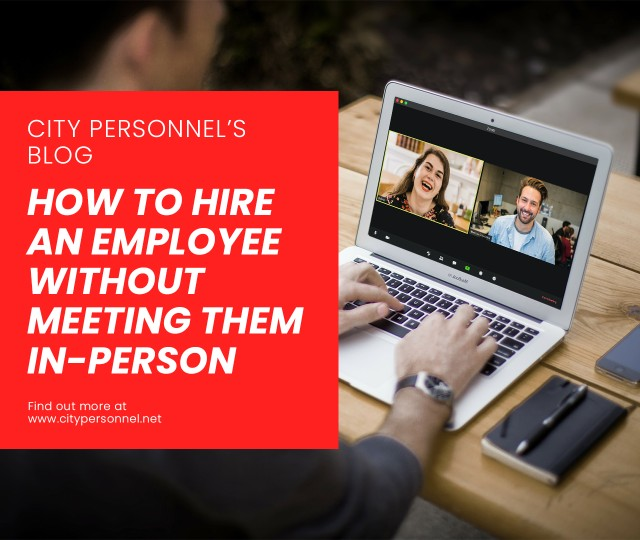 tips to hire an employee virtually