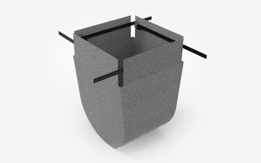 Stormwater Filter Enviropod Silt