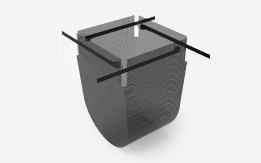 Stormwater Filter Enviropod Pellet