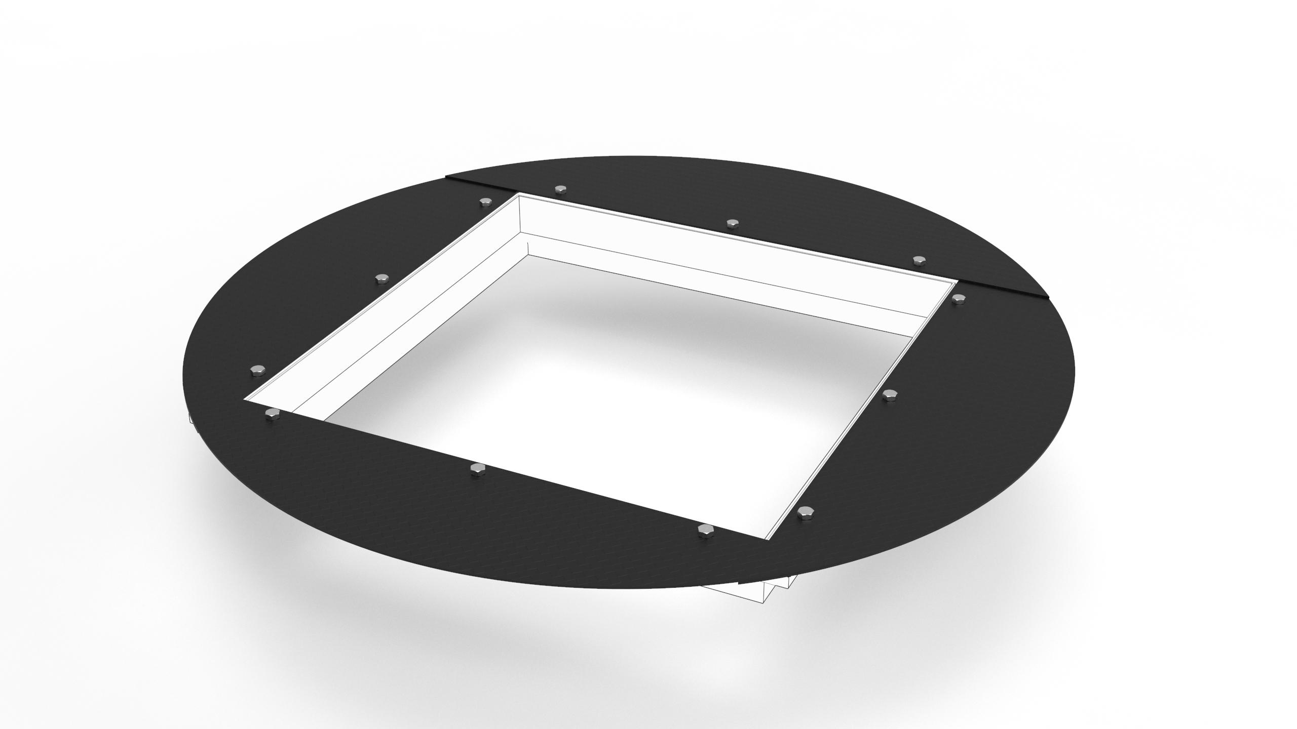 Stormwater Pit Accesories Enviropod Manhole Seal Kit