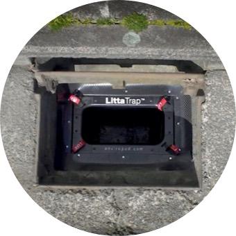 Enviropod Inlet Filter Full Capture Liner