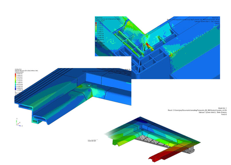 Enviropod LittaTrap development Using Finite Element Analysis (FEA)