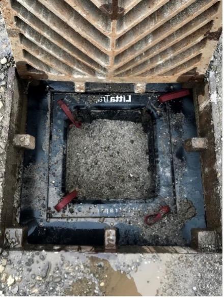 Kiwi Innovation to prevent plastic pellet loss