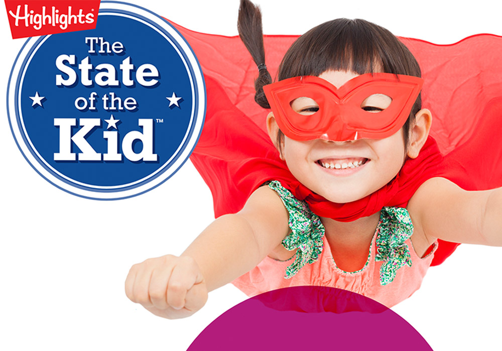 Highlights state of the kid image