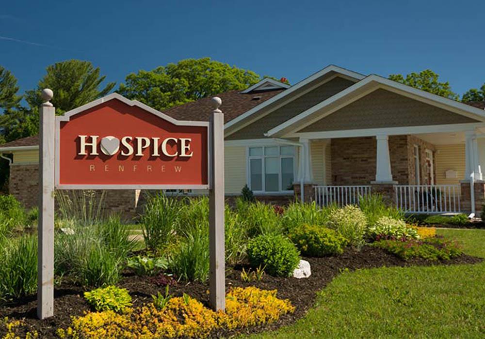 Hospice Renfrew Inc.