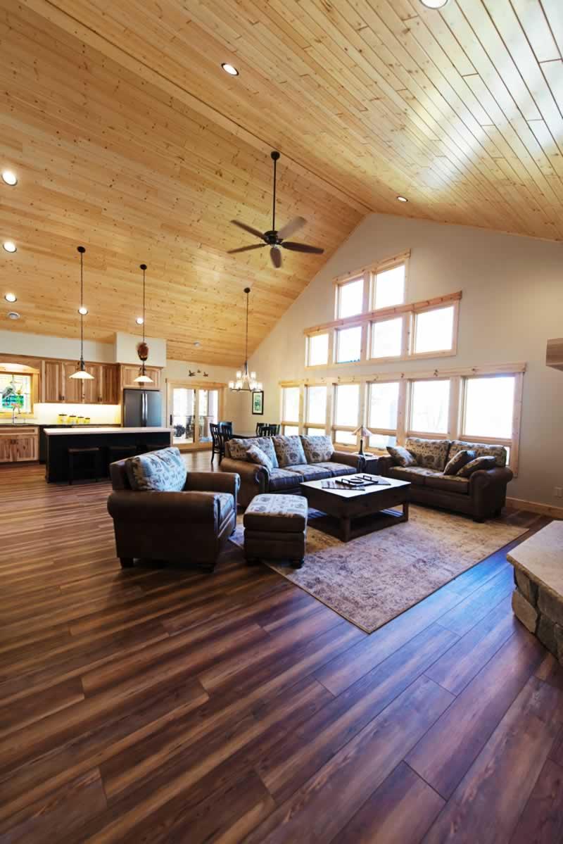 Get a custom home built by EL Builders