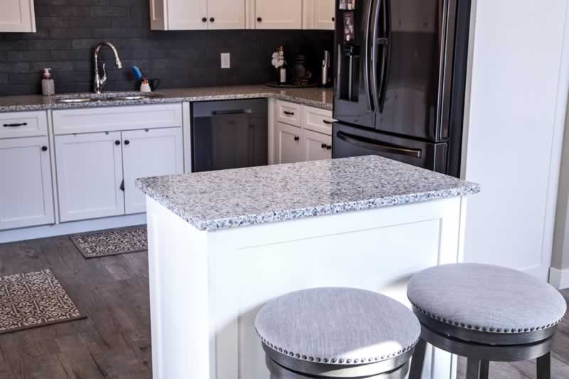 Quality kitchen construction by EL Builders