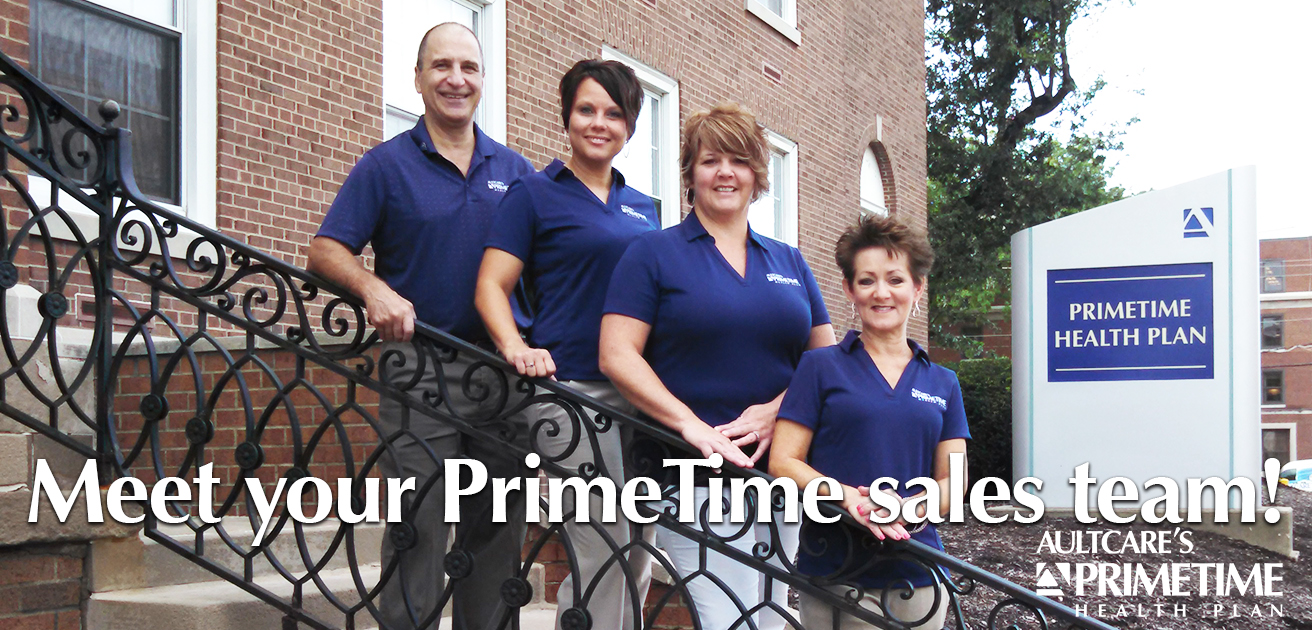 our team at primetime