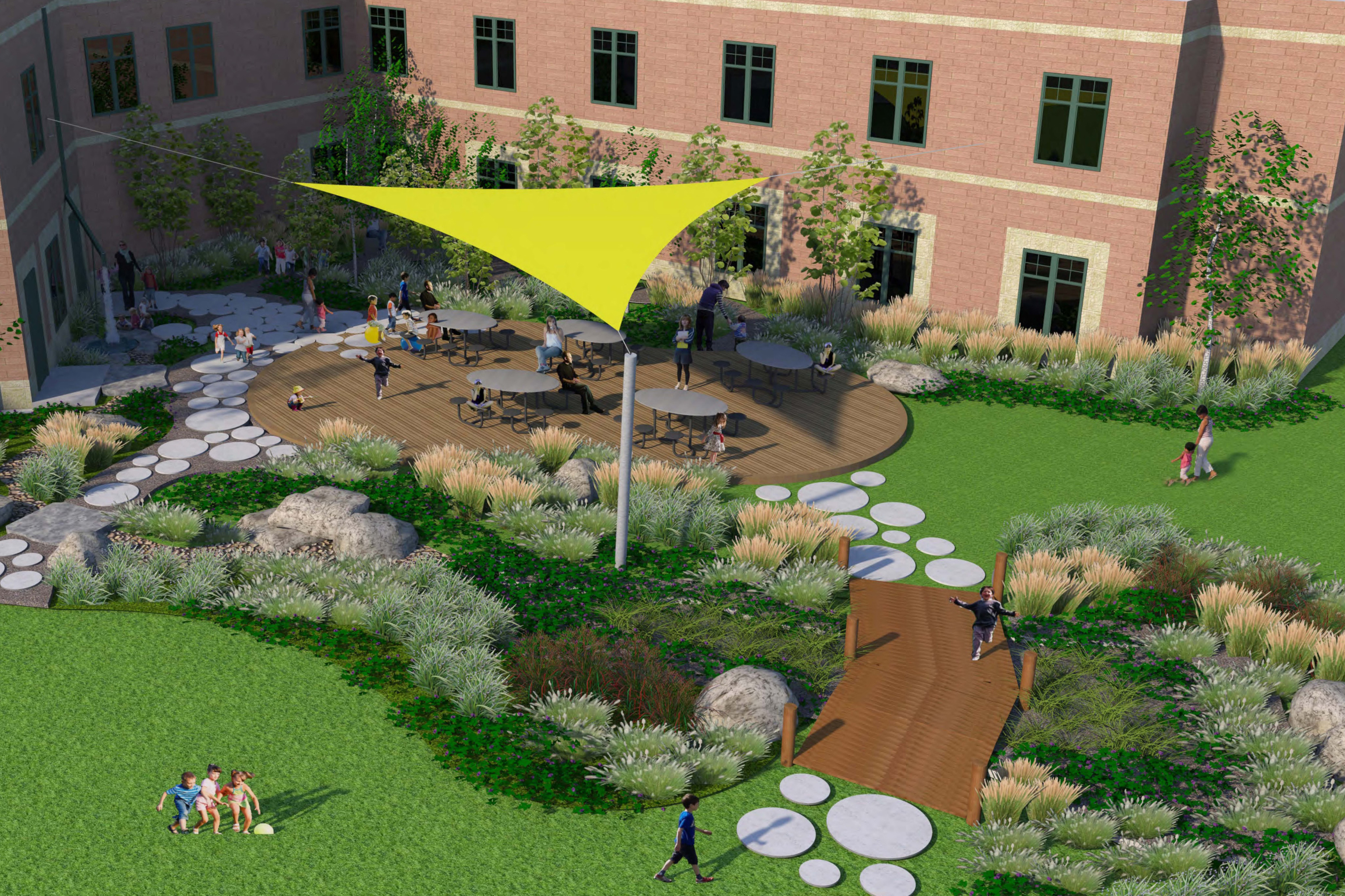 The Outdoor Learning Commons