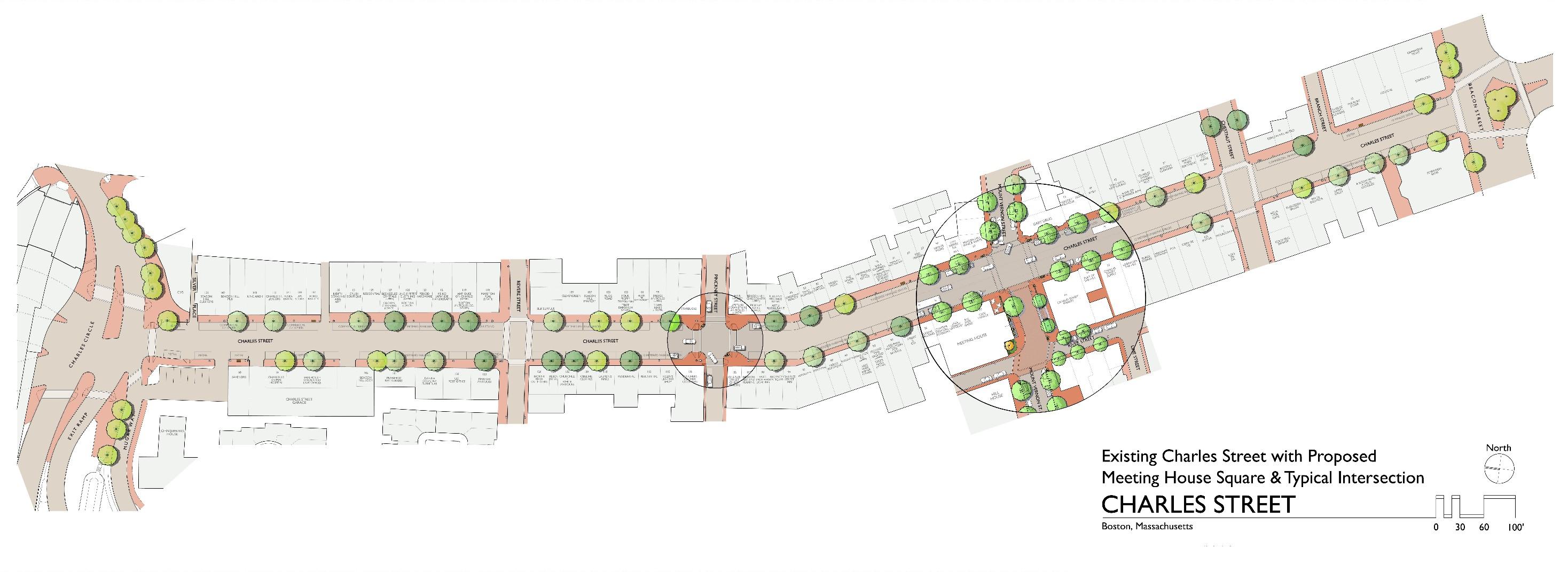 Charles Street Master Plan