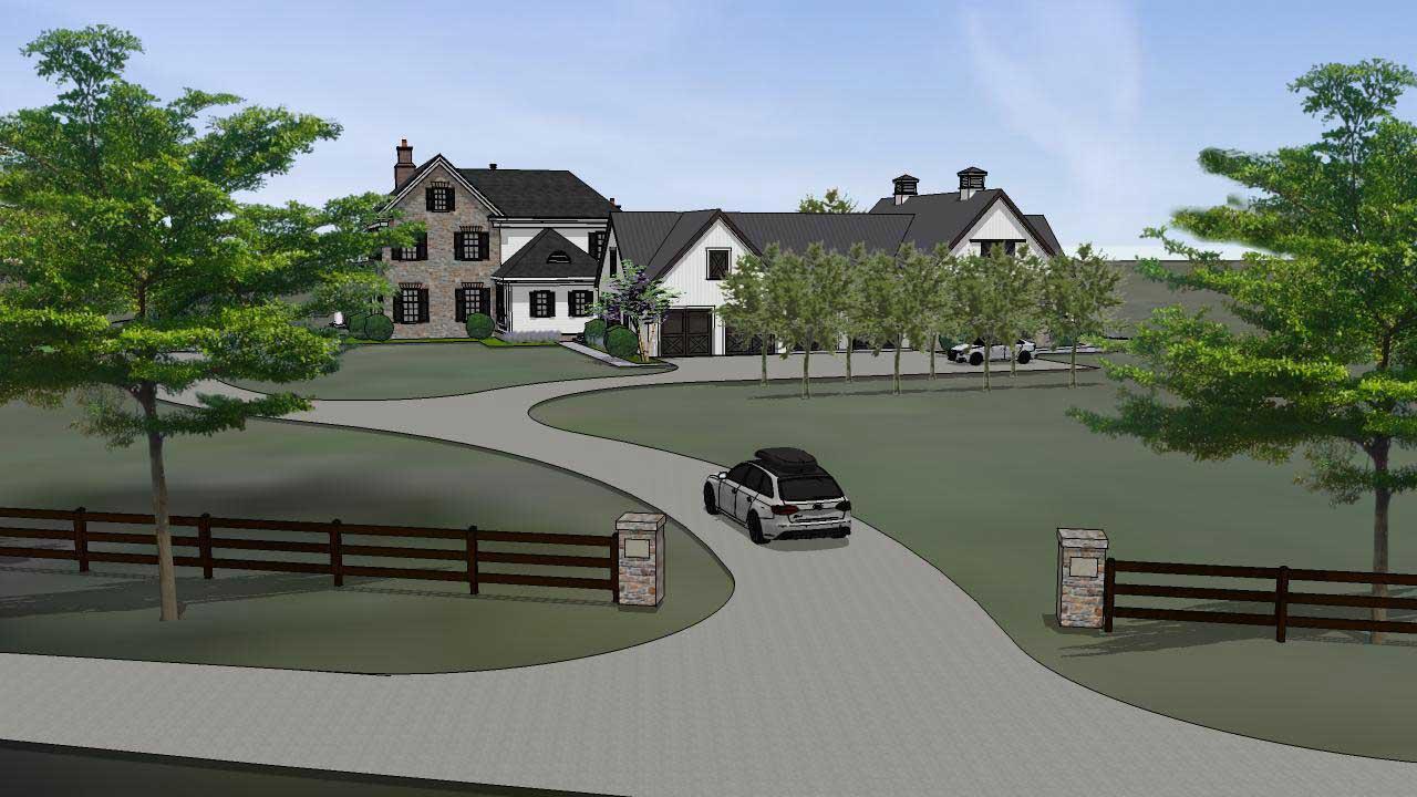The Plains Farmhouse