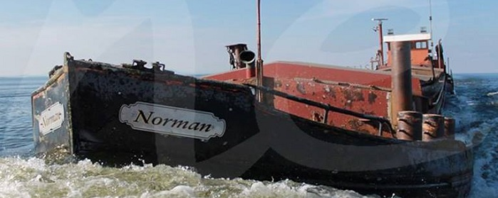 Norman Emerson Group Boat called Norman