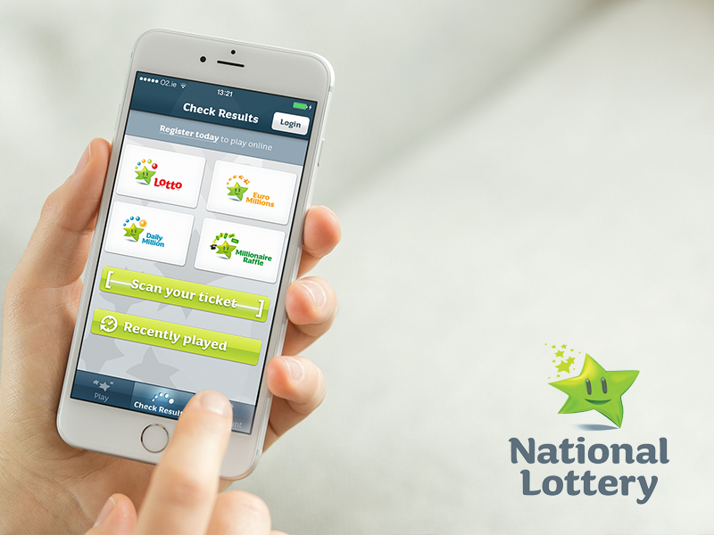 Our Work - National Lottery of Ireland