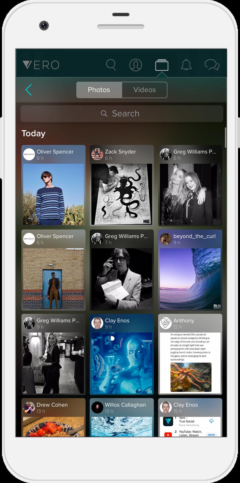 Vero - True Social App