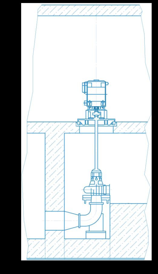 Клапан запорный