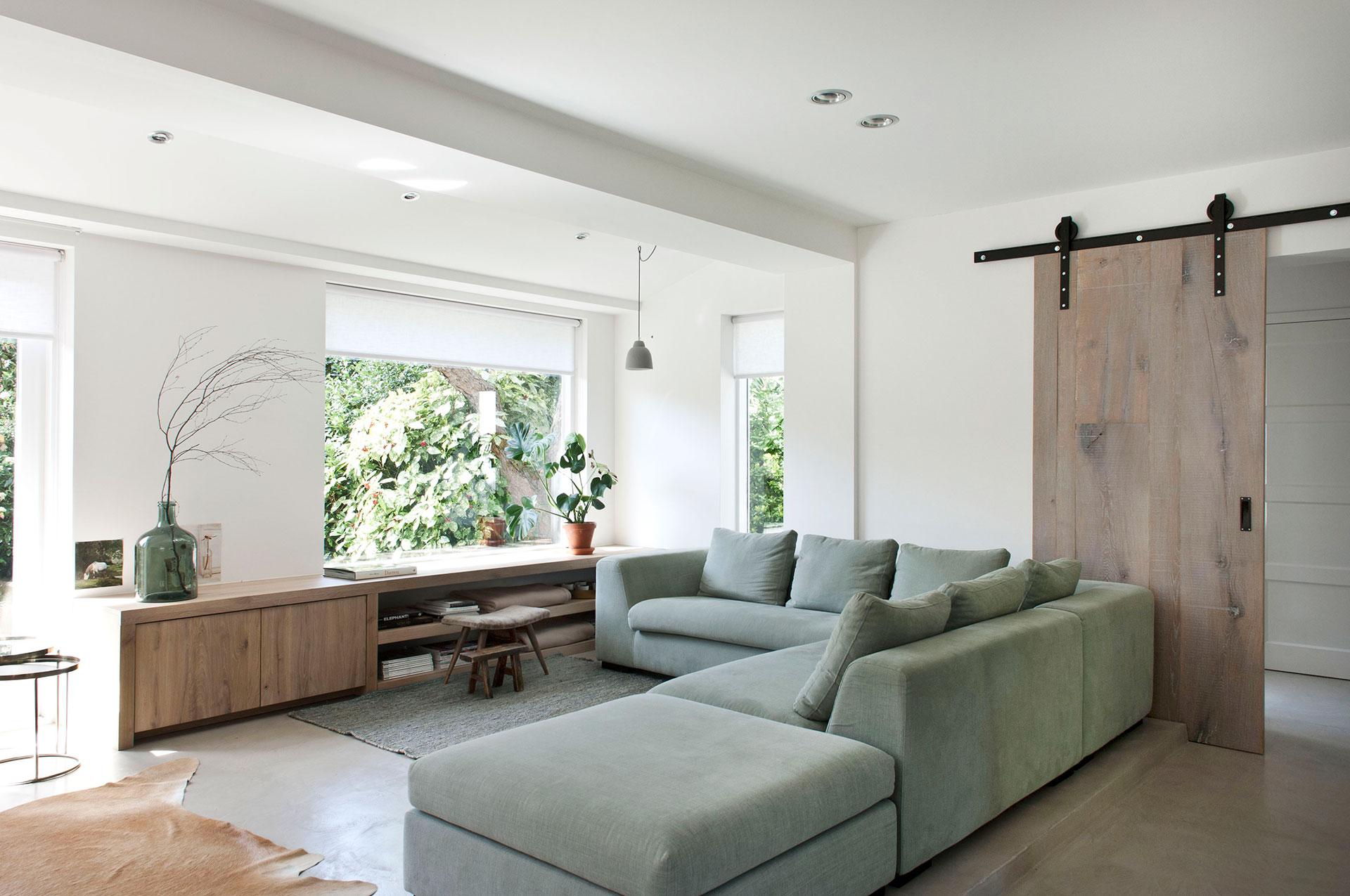 Handgemaakt meubilair