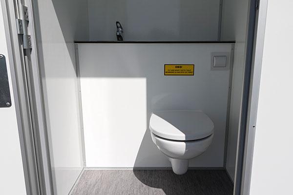 Utroligt Scanvogn - 4 forskellige toilettyper HQ52