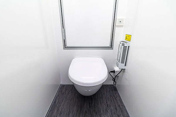 Moderigtigt Scanvogn - 4 forskellige toilettyper PE21