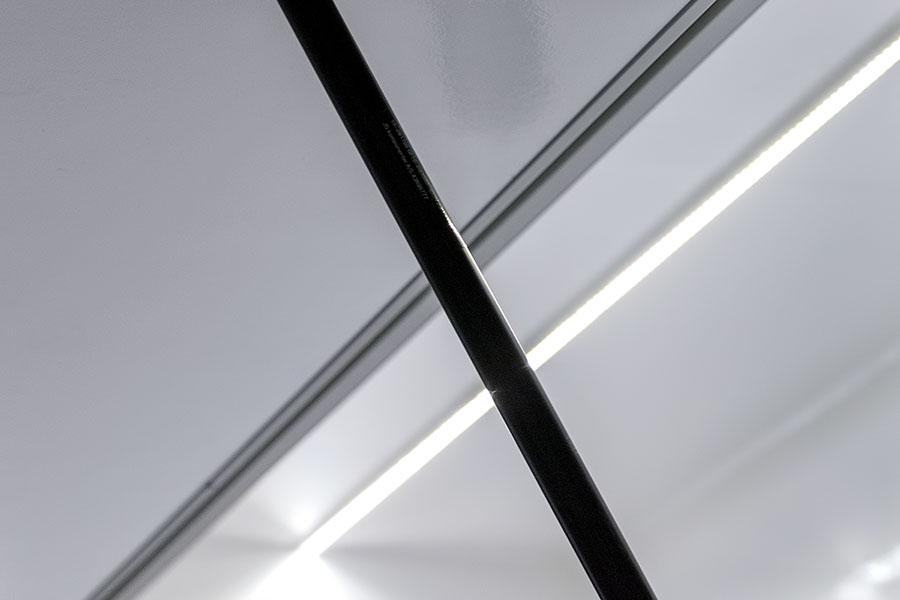 Scanvogn belysning