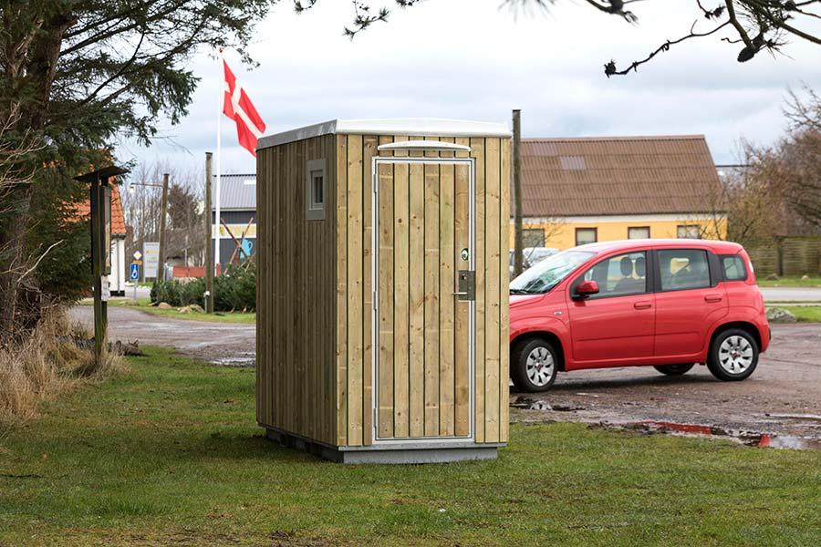 Mobil førstehjælpsstation