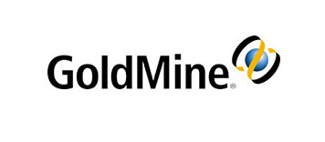 Goldmine, CRM System for Small Business -integrates with virtual cabinet - company logo