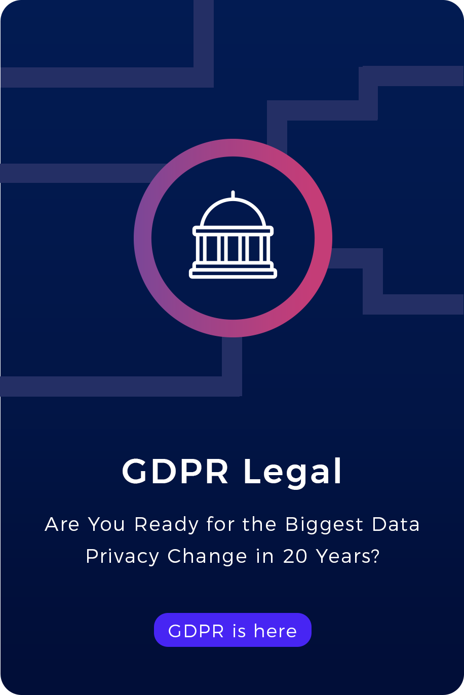 GDPR for Laywers, legal ebook front cover