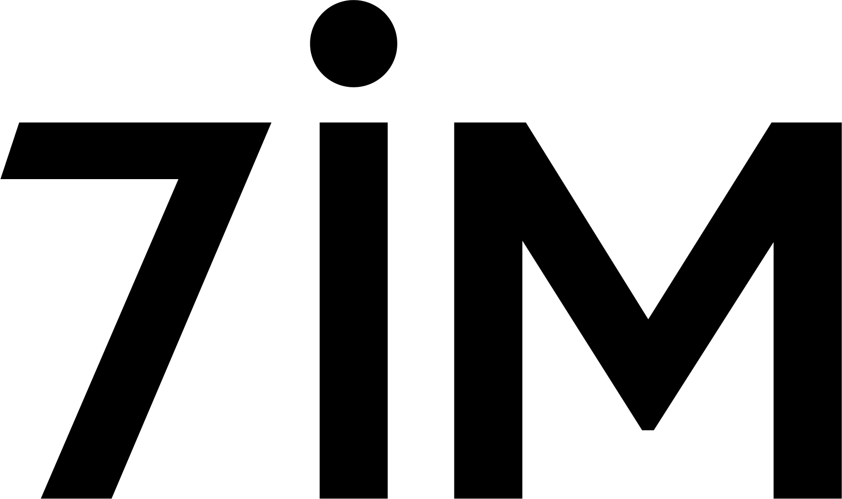 Seven Investment Management,  investment management business - black and white logo