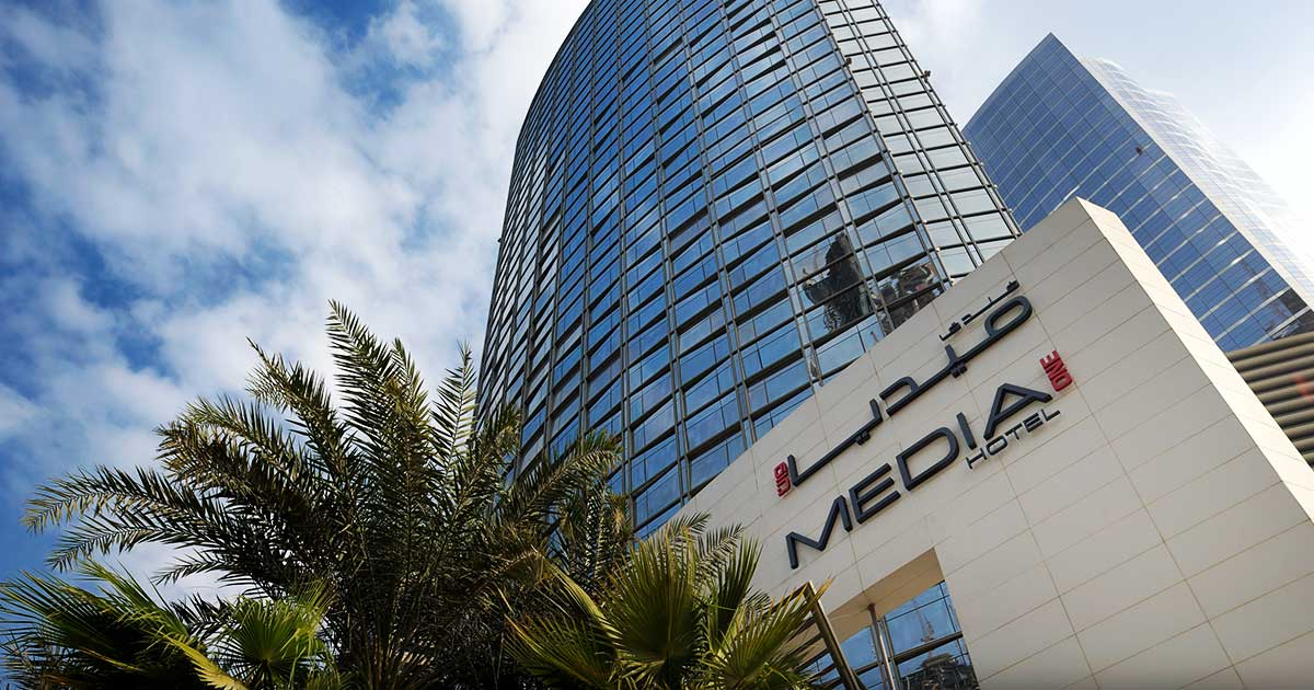 Media One Independent Hotel in the Heart of Dubai