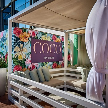 Coco on 8 Lounge