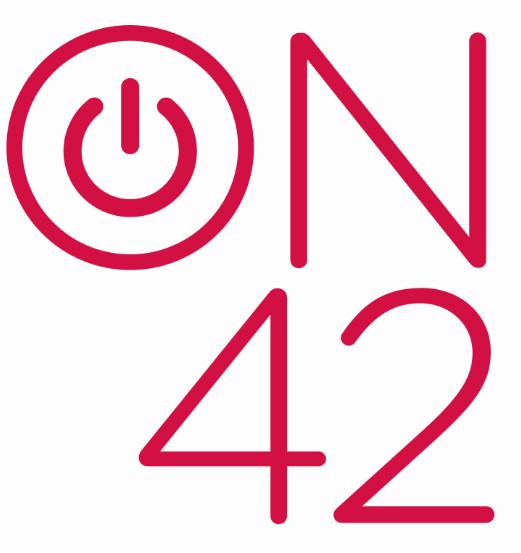 On 42