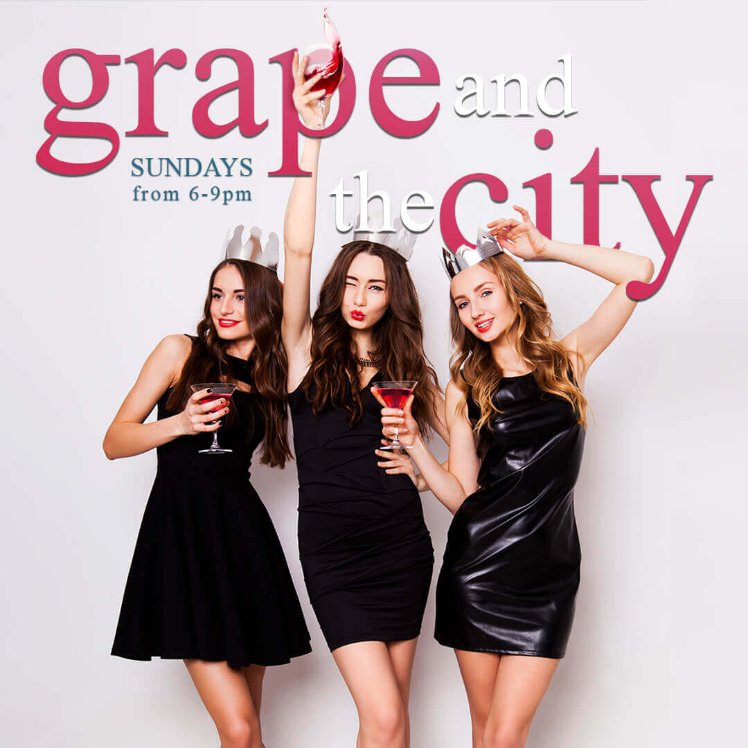 Grape and the City