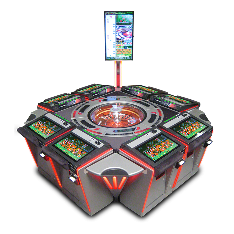 Classic Roulette 8 Player