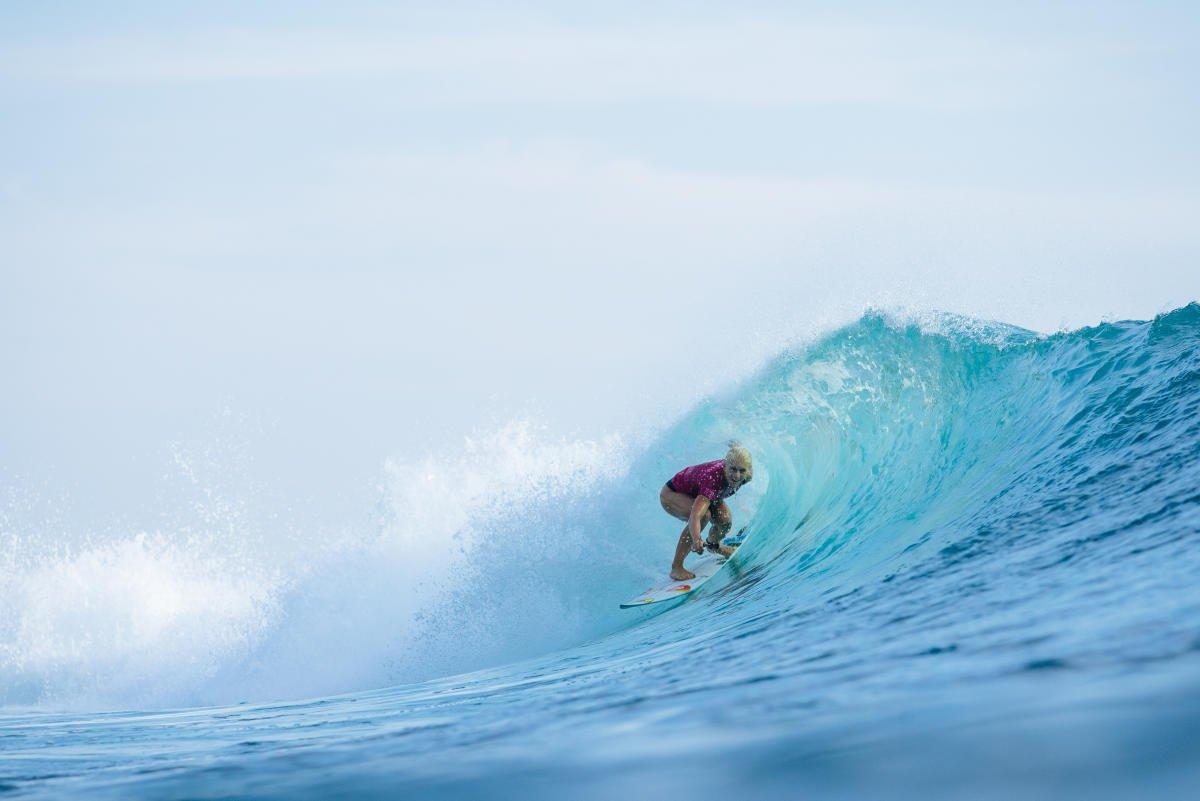 Uluwatu women CT, Bali Wsl,