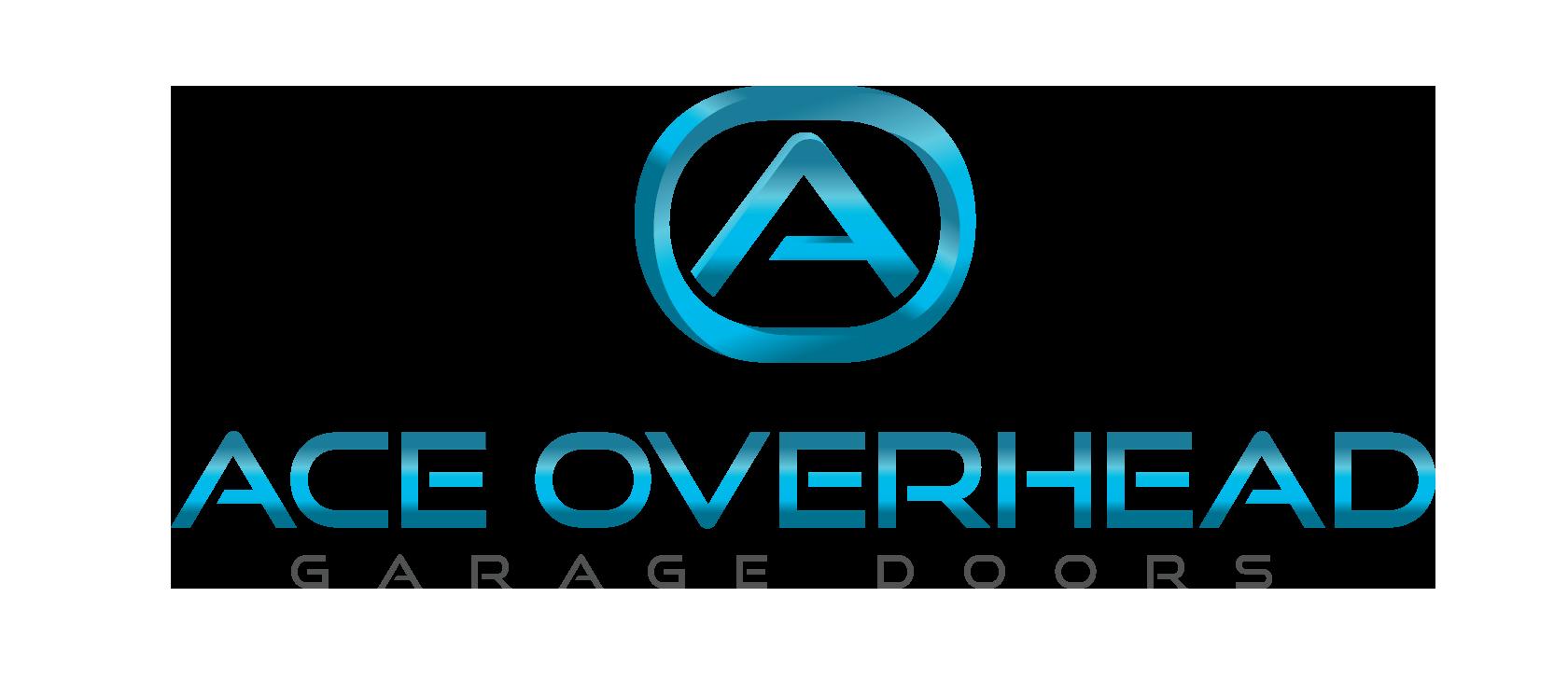 Ace Overhead Garage Doors Logo