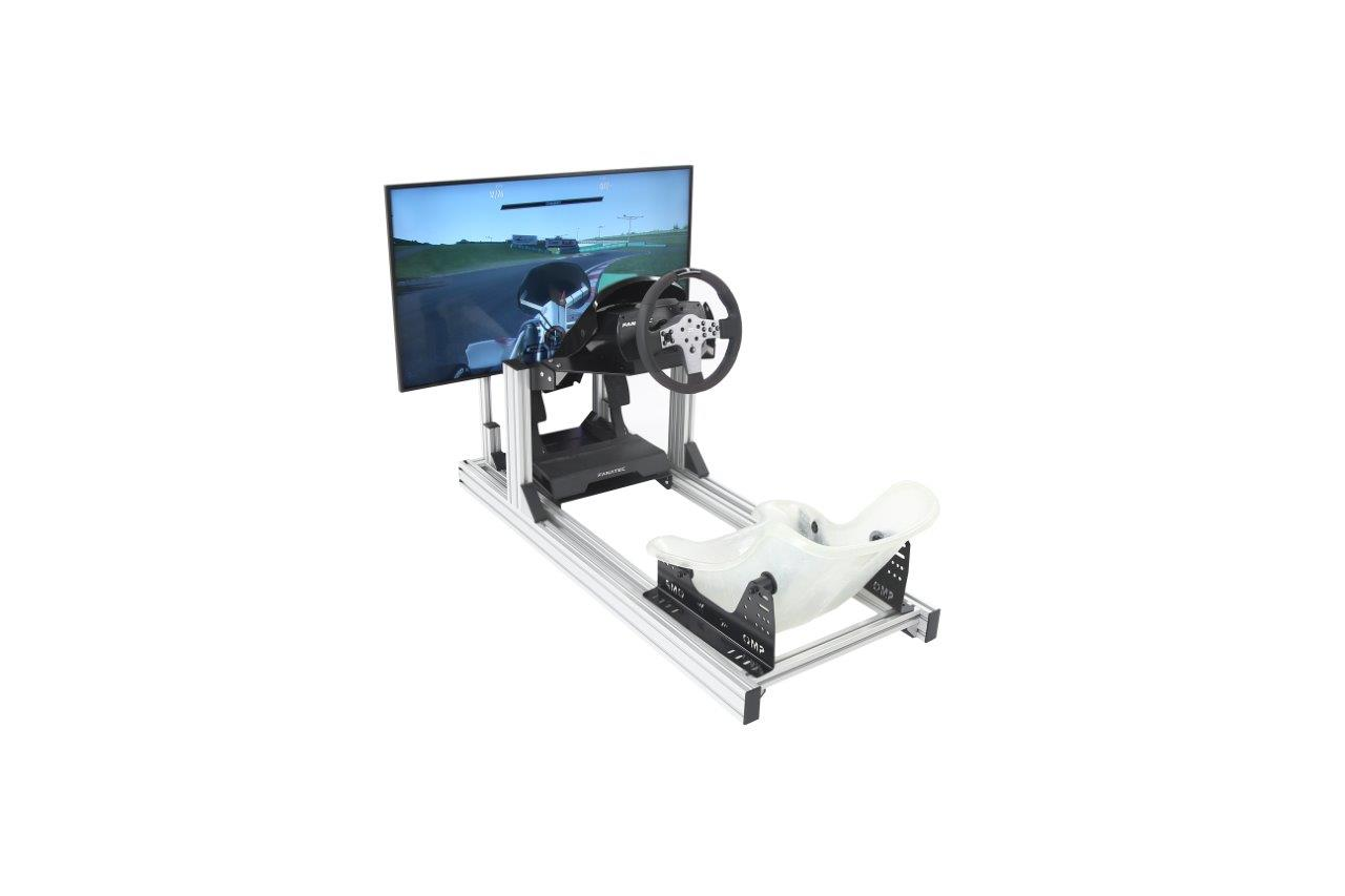 esports-simulator-single-stand-kart-seat-fanatec-csl-single-43-inch-4k-hd-screen