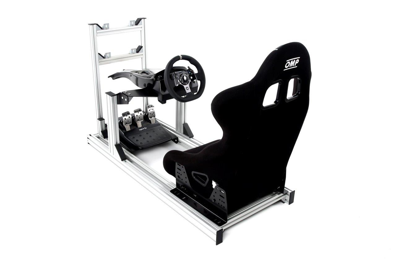 esports-simulator-single-stand-bucket-seat-logitech-g920