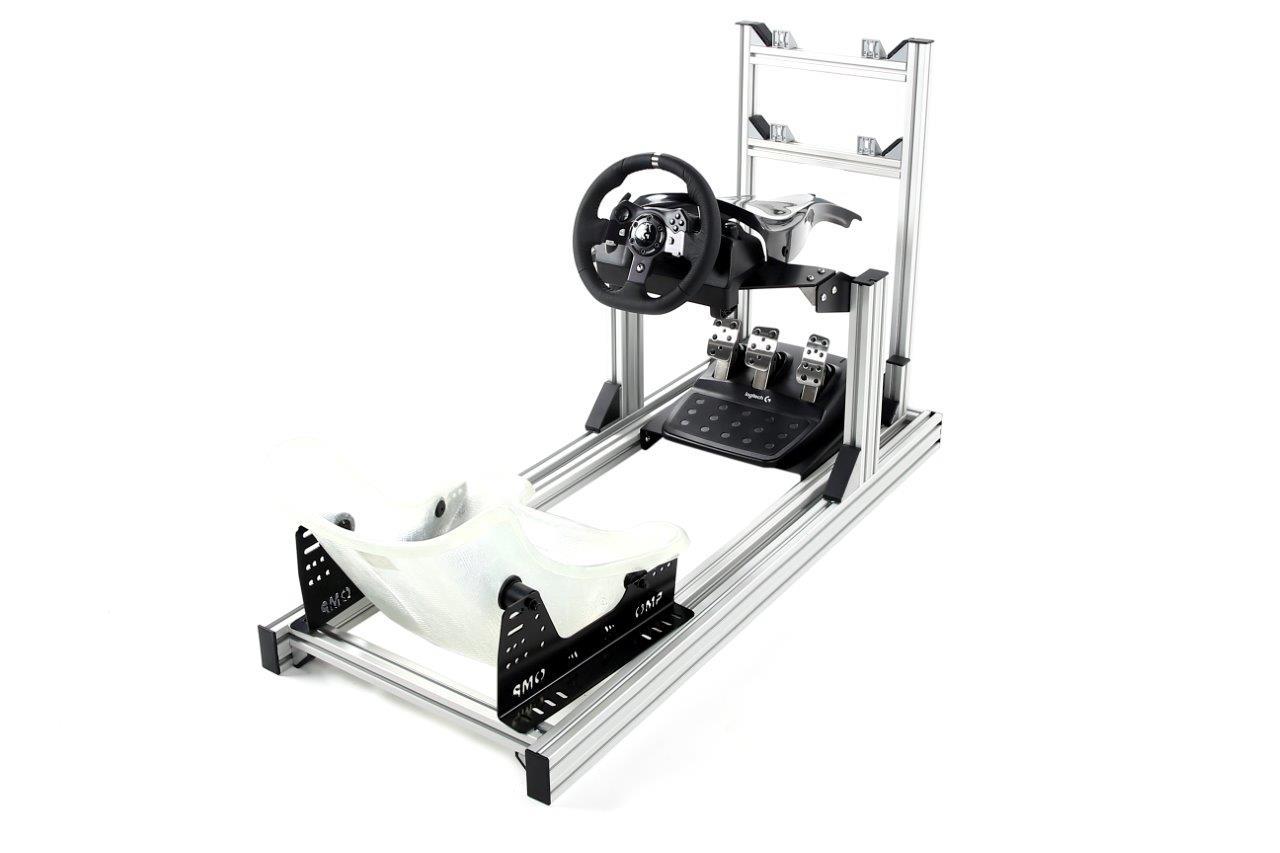esports-simulator-single-stand-kart-seat-logitech-g920