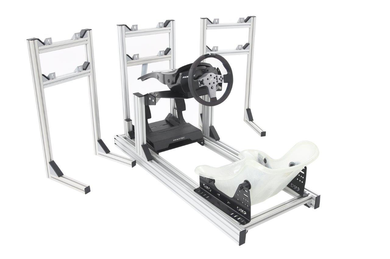 esports-simulator-triple-stands-kart-seat-fanatec-csl