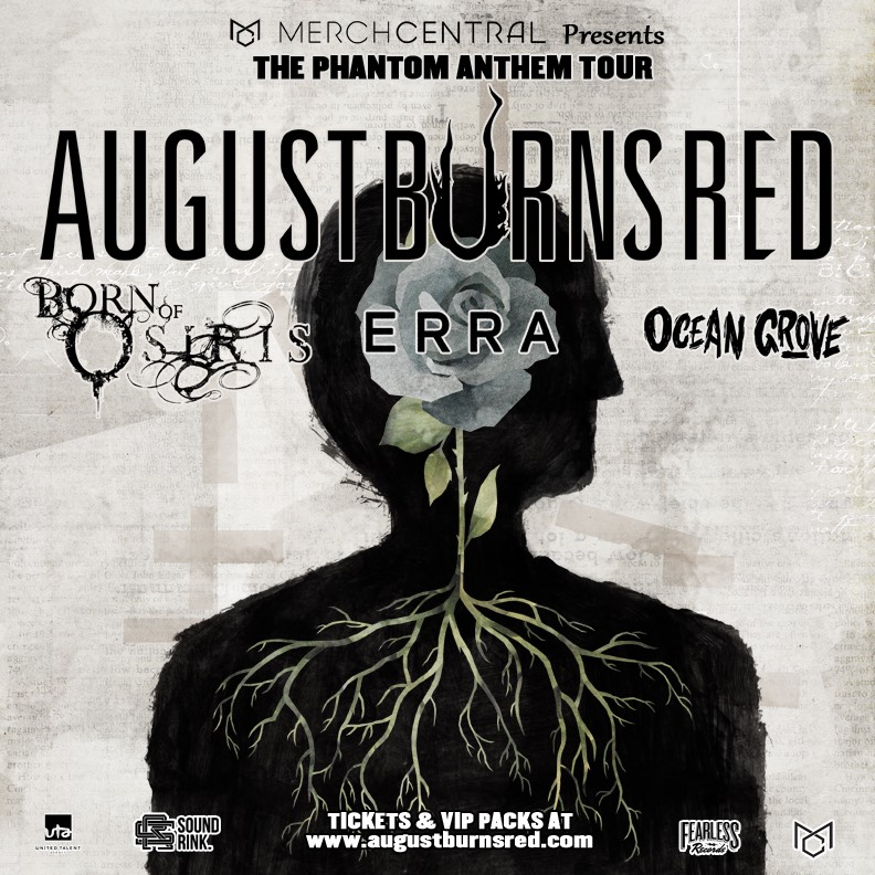 August burns red discography flac